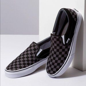 Vans Off The Wall Classic Checkerboard Slip-On